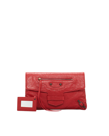 Classic Fold, Coquelicot/Rouge