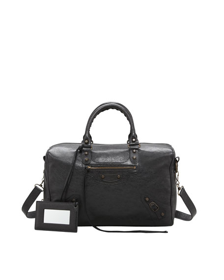 Classic Polly Bag, Black