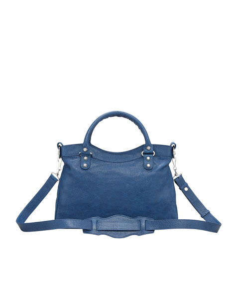 Giant 12 Nickel Town Bag, Blue Cobalt