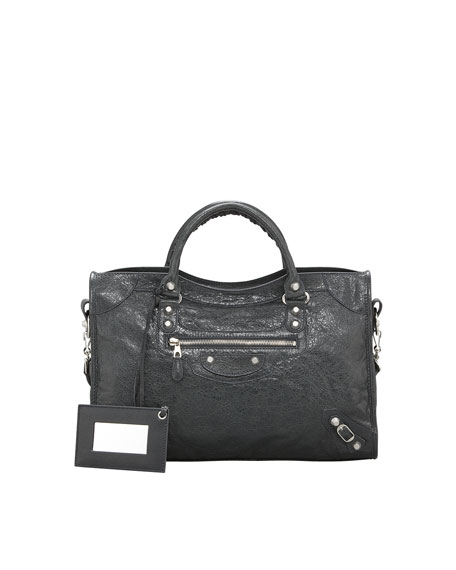 Giant 12 Nickel City Bag, Anthracite