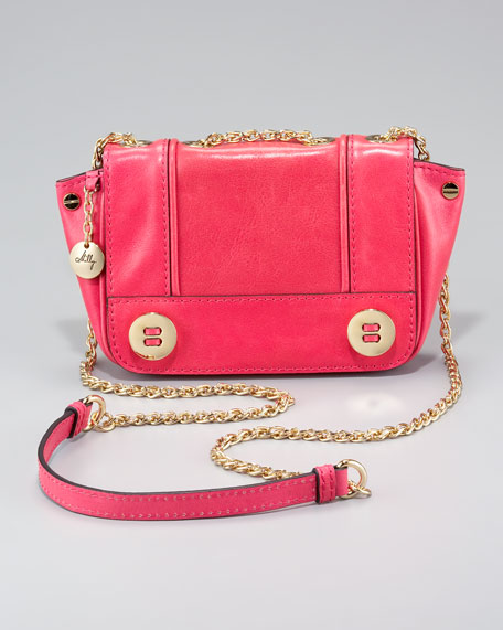 Mini Sophia Shoulder Bag