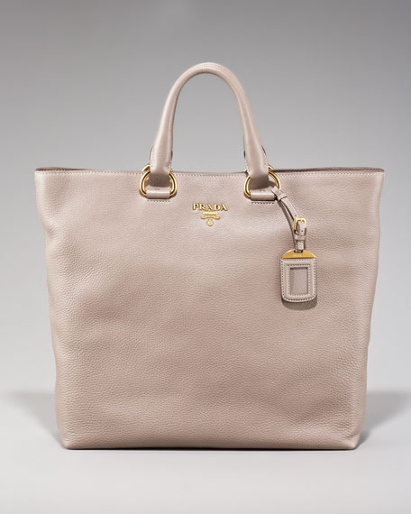 VIT.DAINO OPEN SHOPPER TOTE