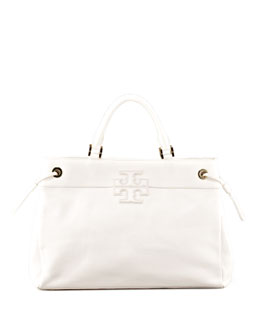 Tory Burch Double-T Logo Tote