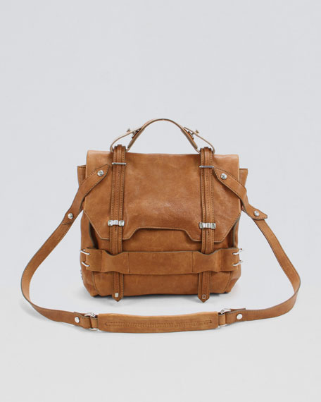 Jane Crossbody Satchel Bag