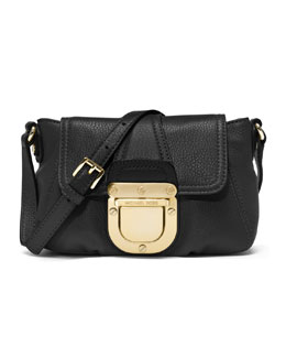 MICHAEL Michael Kors  Charlton Crossbody Bag Shoulder Bag, Black
