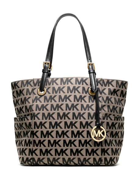 00008a49f1cd92 Buy michael kors jet set monogram tote > OFF63% Discounted