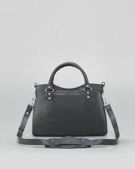 Giant 12 Nickel Town Bag, Anthracite
