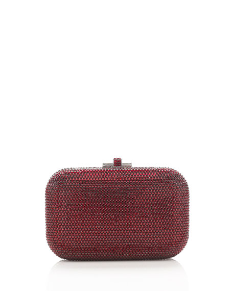 Slide Lock Minaudiere, Crimson