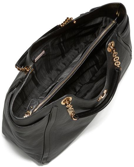 Betulla Large Tote Bag, Black