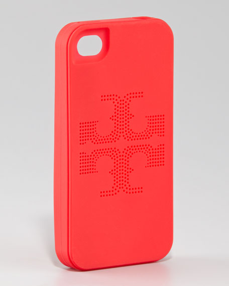 """Kipp Perforated-""""T"""" iPhone 4 Case"""