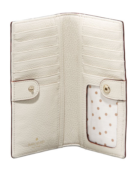 stacy mikas pond continental wallet