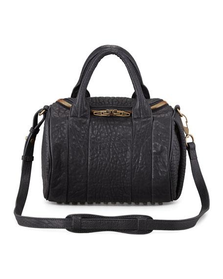 Alexander Wang Rockie Crossbody Satchel Bag