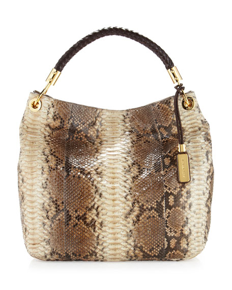 Skorpios Large Shoulder Bag, Desert