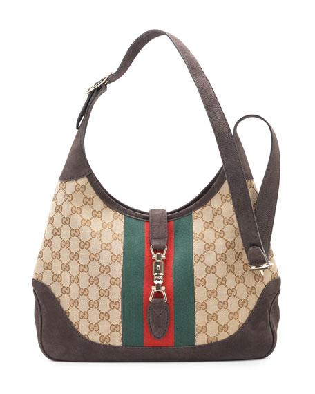 Jackie GG Shoulder Bag, Medium