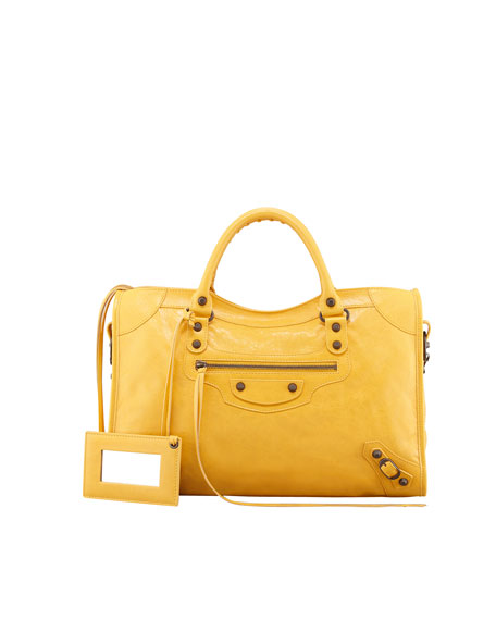 Balenciaga Classic City Bag, Mangue