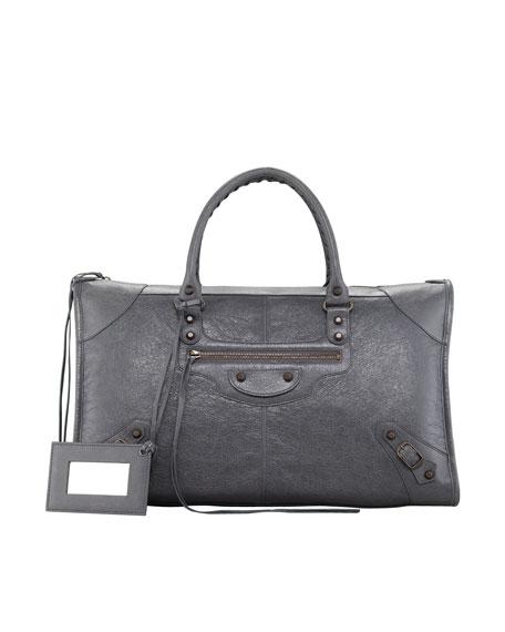 Classic Work Bag, Gris Tarmac