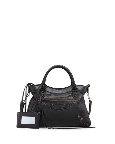 Classic Town Bag, Black
