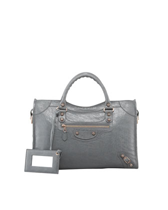 Giant 12 Rose Golden City Bag, Gris Tarmac