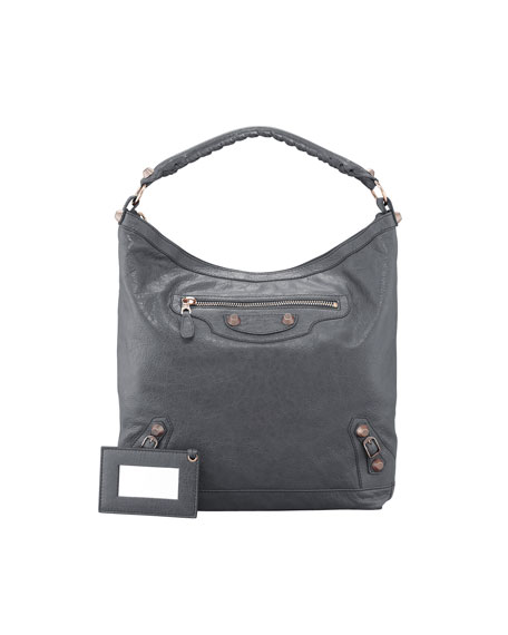 Giant 12 Rose Golden Day Bag, Gris Tarmac