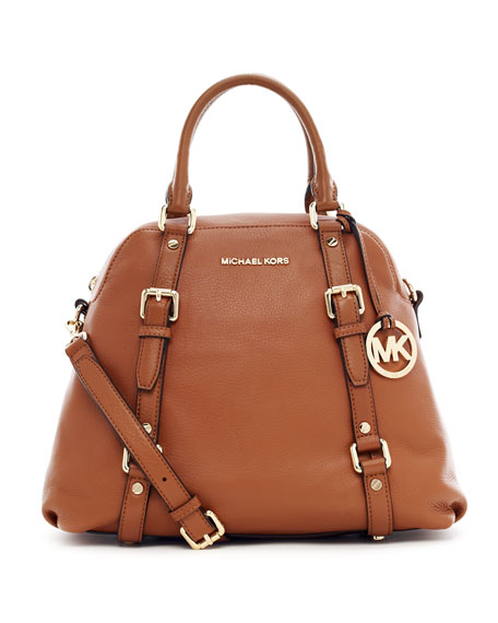 michael michael kors bedford large bowling satchel bag. Black Bedroom Furniture Sets. Home Design Ideas
