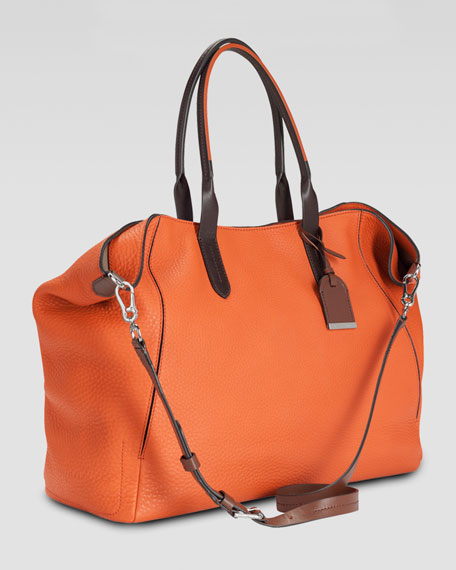 Crosby Leather Shopper