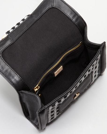 New Harper Charlie Check Shoulder Bag