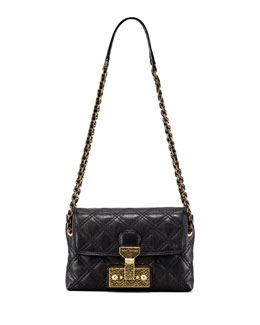 Marc Jacobs The Single Baroque Quilted Bag, Small