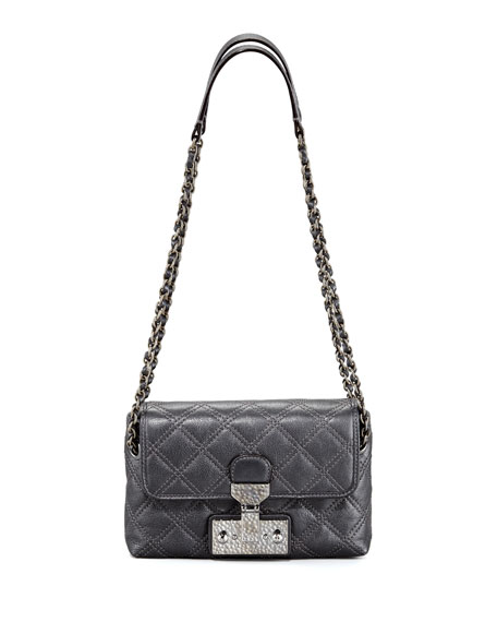 The Single Baroque Quilted Bag, Small