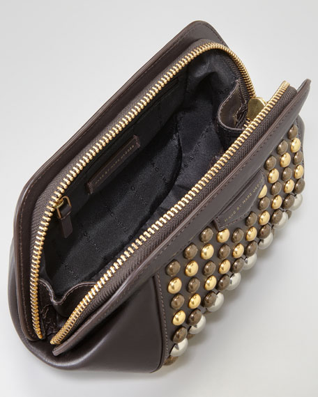 Thunderdome Wristlet Clutch Bag