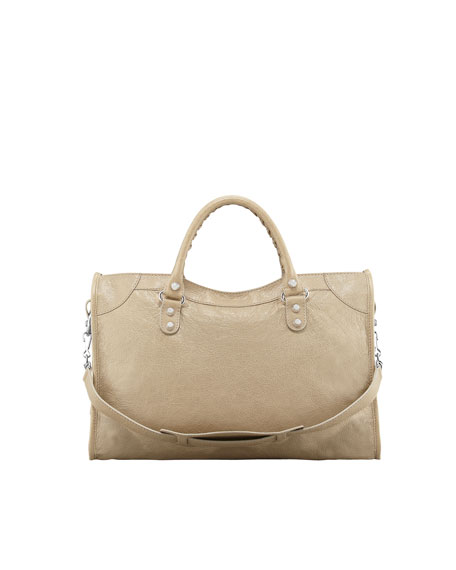 Giant 12 Nickel City Bag, Cappuccino