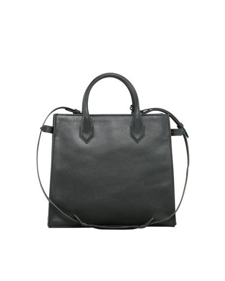 Padlock All Time Tote Bag, Vert Fonce
