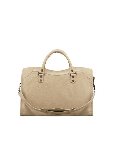 Classic City Bag, Latte