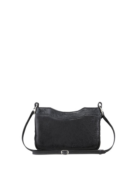 Giant 12 Nickel Hip Bag, Black