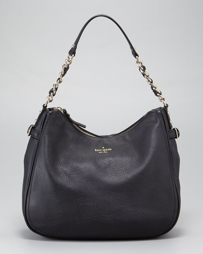 Kate Spade New York Finley Cobble Hill Leather Shoulder Bag 116