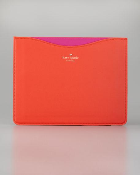 spade iPad sleeve