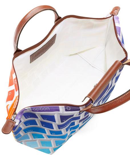 Jeremy Scott Clavier Travel Tote Bag