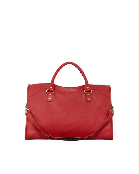 Classic City Bag, Red