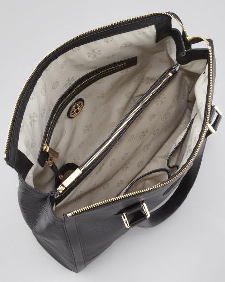 Hannah Tote Bag, Black
