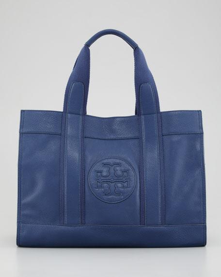 Classic Tory Tote Bag, Indigo