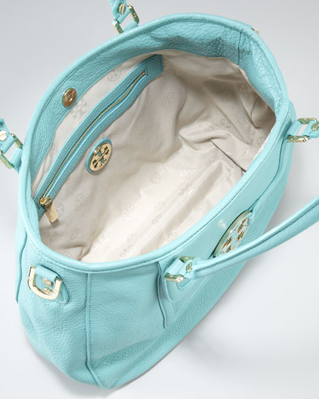 Amanda Classic Hobo Bag, Turquoise