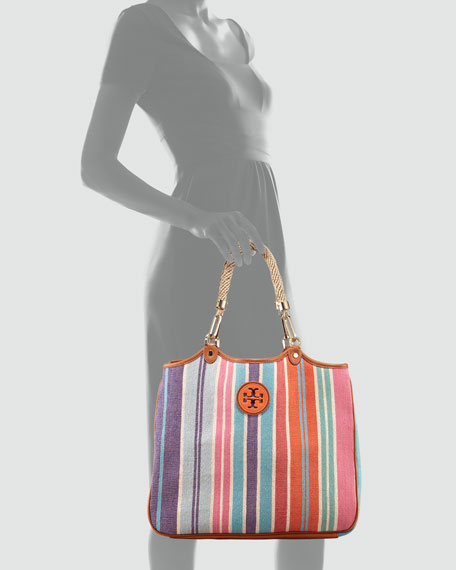 Channing Baja Stripe Tote Bag
