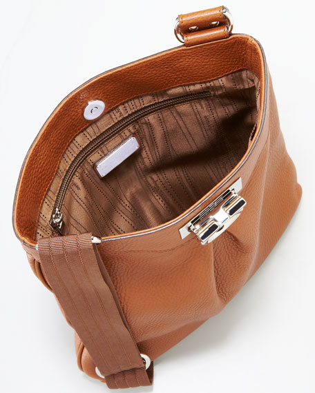Graziella Crossbody Bag, Tan