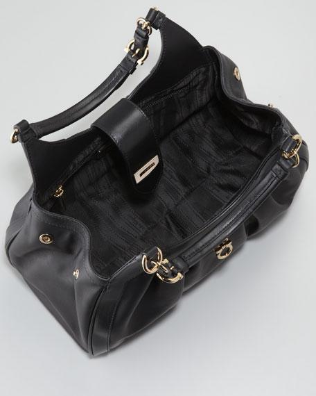 Apple Satchel Bag