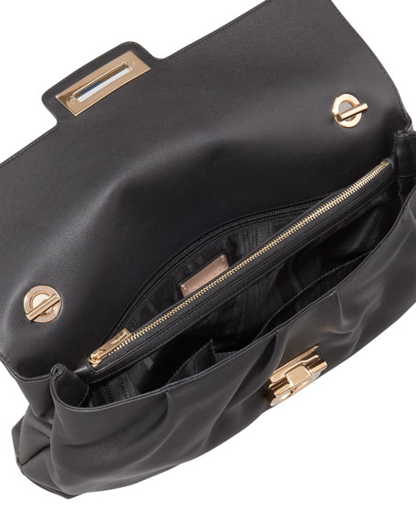 W Chain Shoulder Bag