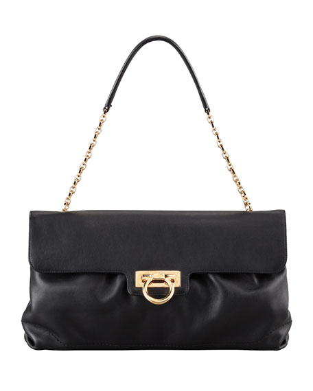 W Chain Shoulder Bag