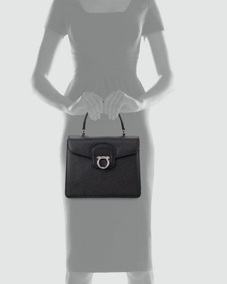 Katia Flap Satchel Bag