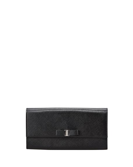 Vara Bow Icona Wallet, Black