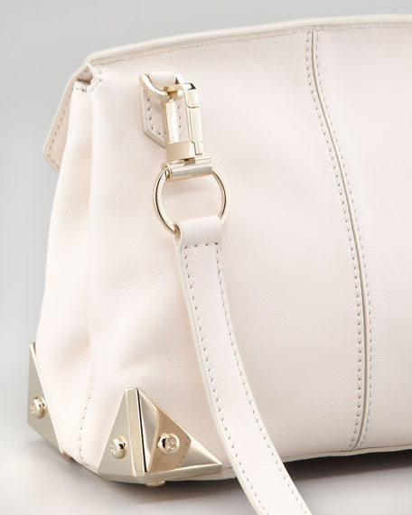 Marion Crossbody Bag, Champagne