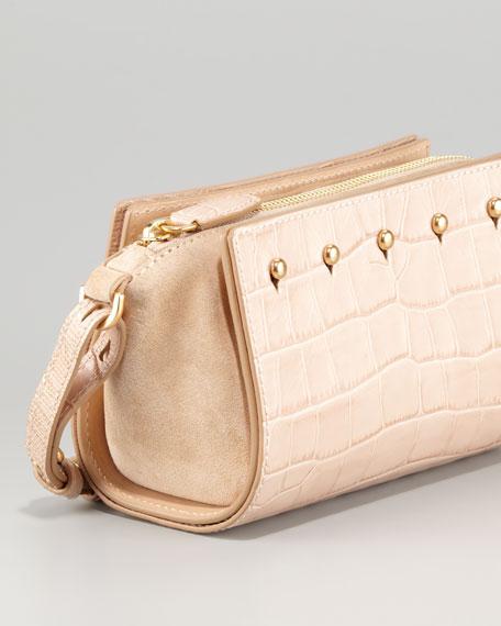 Pelican Sling Bag, Almond