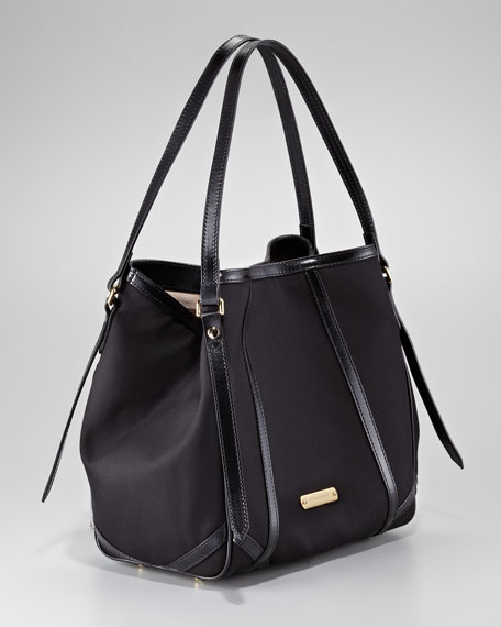 Small Tote Bag, Black